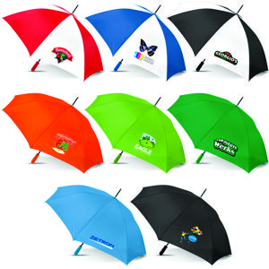 8 panel auto opening umbrella in a large range of colours