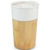 Nina Bamboo Ceramic Coffee Cup