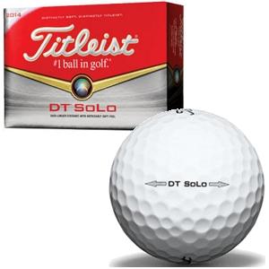 Golf Ball_Titleist DT solo_4